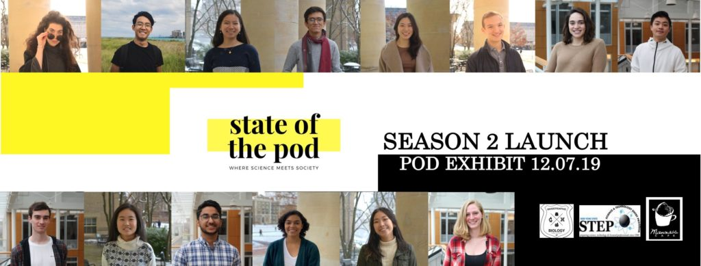 State of the Pod Season 2 Launch Exhibit